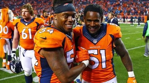 Denver Broncos: (last week: 6)