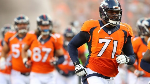 Donald Stephenson, OT, Denver Broncos