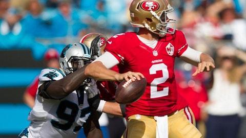 San Francisco 49ers: (last week: 28)