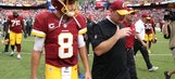 Washington Redskins: Teammates Abandoning Loyalty to Kirk Cousins
