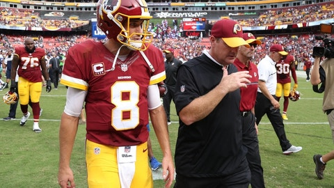 Washington Redskins: (last week: 20)