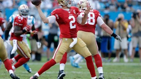 Blaine Gabbert, 49ers