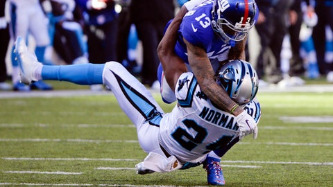 Washington Redskins at New York Giants, 1 p.m. FOX (712)