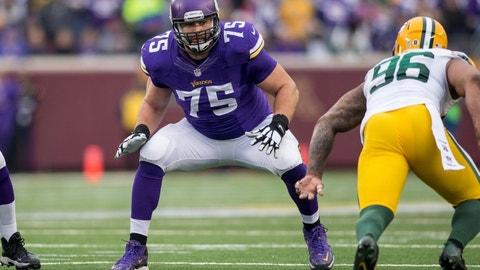 OT Matt Kalil (Vikings)