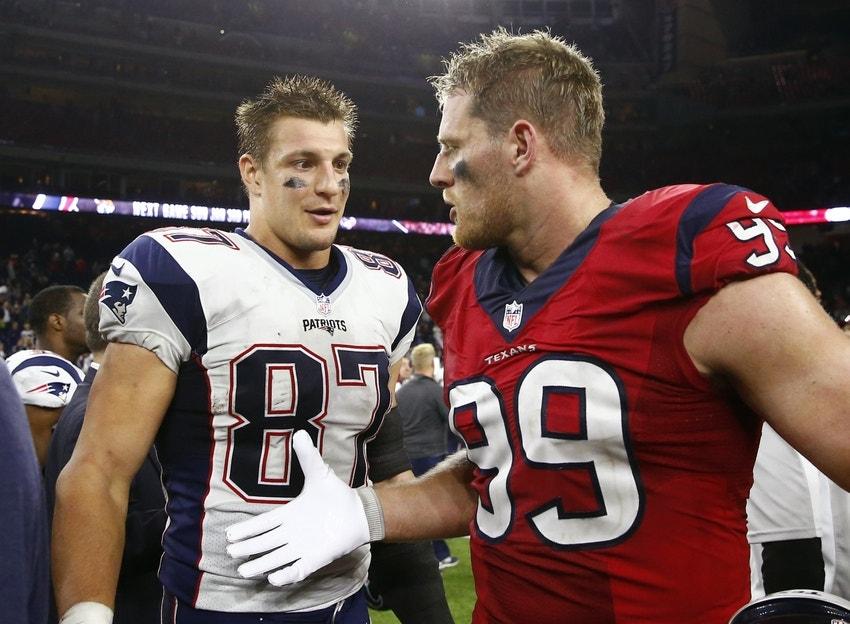 100% authentic f83f8 c2565 Houston Texans vs. Patriots: The Line, Over/Under | FOX Sports