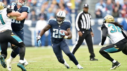 Running Back: Antonio Andrews - Tennessee