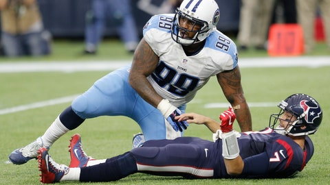 Defensive tackle: Jurrell Casey - Tennessee
