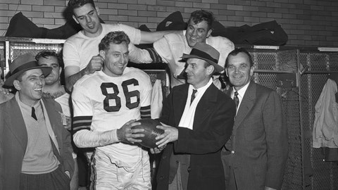 Cleveland Browns (1950-55)