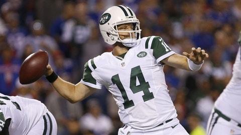 Ryan Fitzpatrick, Jets