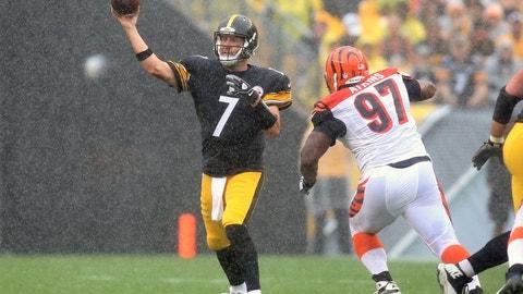 Ben Roethlisberger, Steelers
