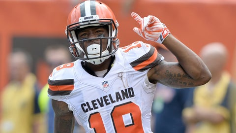 Corey Coleman, WR, Browns