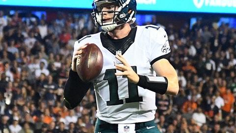 Sunday: Eagles at Redskins