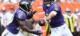 Baltimore Ravens Slight Favorites Against Jaguars