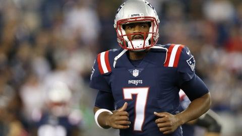 Jacoby Brissett, QB, Patriots (thumb)