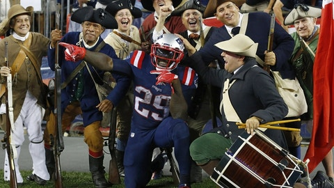 LeGarrette Blount, Patriots, RB