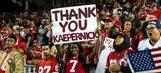 Kaepernick Protest Illuminates Power of NFL's Platform