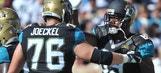 Is the Jacksonville Jaguars' offensive line delivering in 2016?