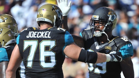 Jacksonville Jaguars: Guard
