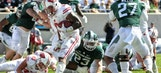 Wisconsin Upsets Big Ten Opponent Michigan State
