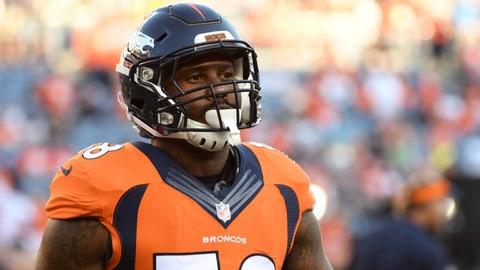 Broncos (-3.5) over BUCCANEERS (Over/under: 44)