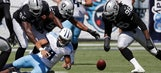 Raiders beat 17-10 Titans with offense not at Oakland's best