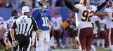Redskins avoid 0-3 start thanks to INTs, Hopkins' 5th FG