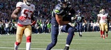 Jimmy Graham shows he's back in Seattle's romp of 49ers