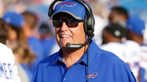 Rex Ryan doesn't care who the Patriots roll out at quarterback