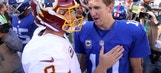 Washington Redskins Notch First Win Of Season Over Giants