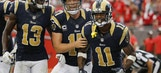 Los Angeles Rams Score Five Touchdowns in 37-32 Win Over Tampa Bay Buccaneers