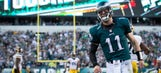 Carson Wentz proved he's the real deal by blowing out Steelers and electrifying Eagles