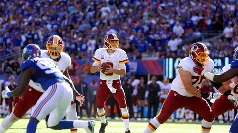 Washington Redskins (last week: 29)