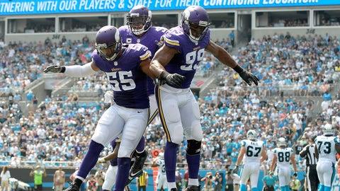 Minnesota Vikings (last week: 4)