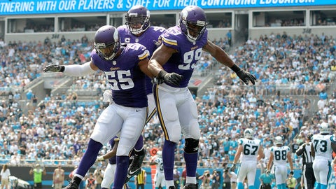 Numbers Behind the Minnesota Vikings, New Orleans Saints Matchup
