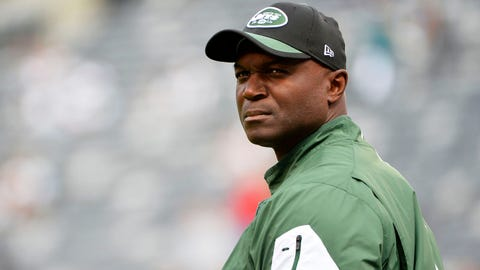 Todd Bowles, New York Jets