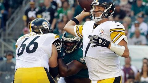 Pittsburgh Steelers (last week: 2)