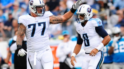 Tennessee Titans (last week: 23)