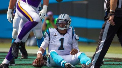 Sunday: Panthers at Falcons