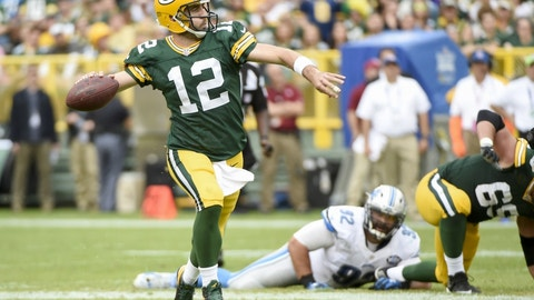 Green Bay Packers (last week: 7)