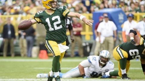 Green Bay Packers (last week: 7)