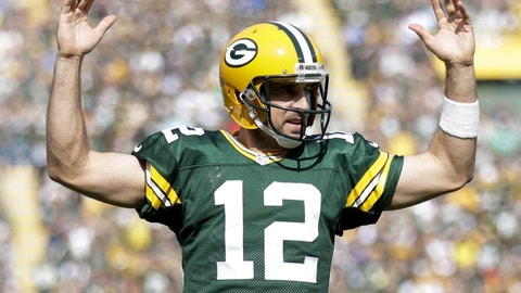 Green Bay Packers (last week: 4)