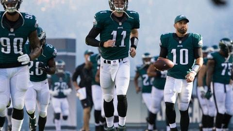 Philadelphia Eagles (last week: 12)