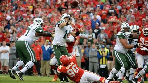 New York Jets (last week: 17)