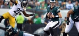 NFL roundup: Wentz is the real deal for the Eagles