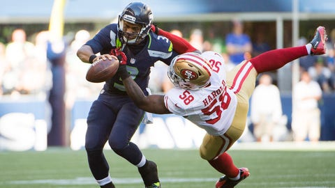 Seattle Seahawks (last week: 10)