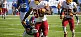 Giants looking to rebound after mistakes against Redskins
