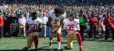 49ers' Kaepernick offers harsh assessment of Clinton, Trump
