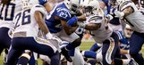 Frank Gore chasing down some of NFL's best running backs