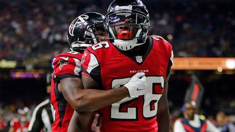 Atlanta Falcons (last week: 19)