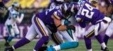Minnesota Vikings at Carolina Panthers: Week 3 review and grades